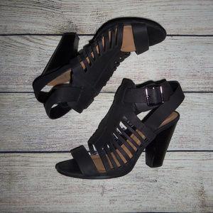 Rue21 Etc! Strappy Heels M 7/8